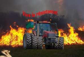 Vive la resistance!