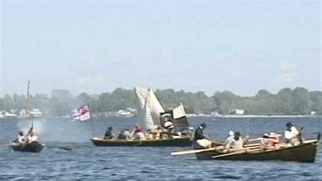 Battle of Plattsburgh Reenactment