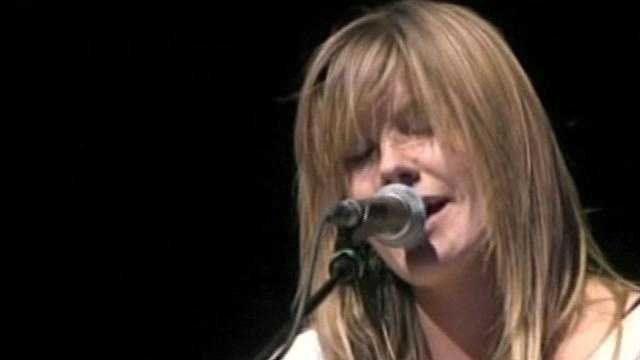 Vermont's own Grace Potter wasn't home much this year, but she did make it back when Tropical Storm Irene hit, using her vocal cords to help flood victims as best as she could.