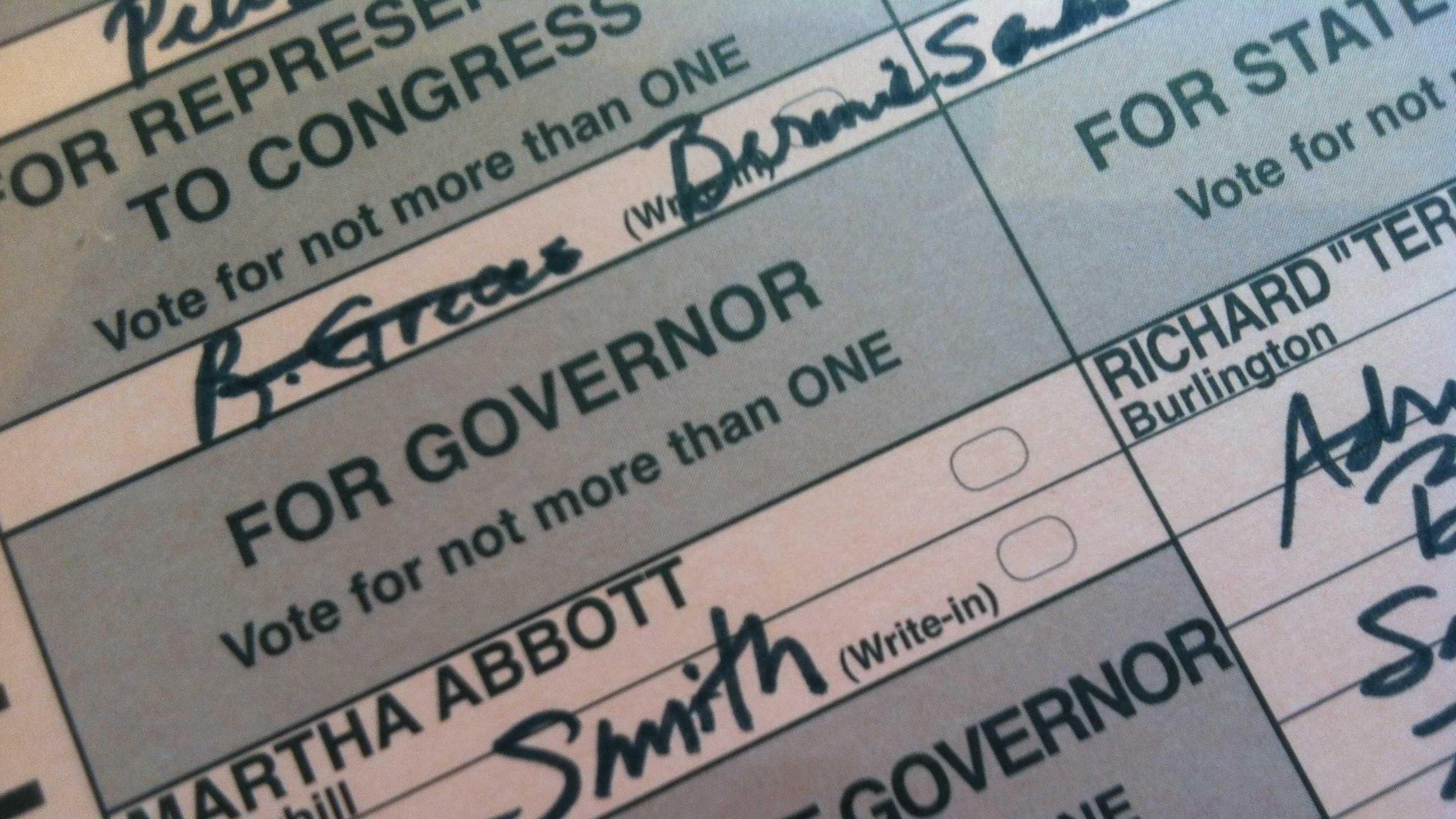 Contested Vote in Progressive Primary