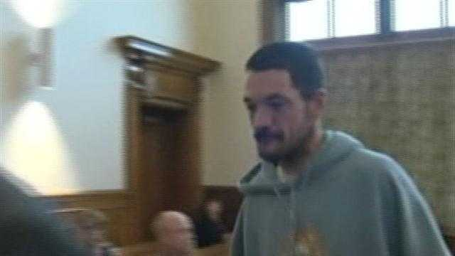 Roger Pion faces new charge