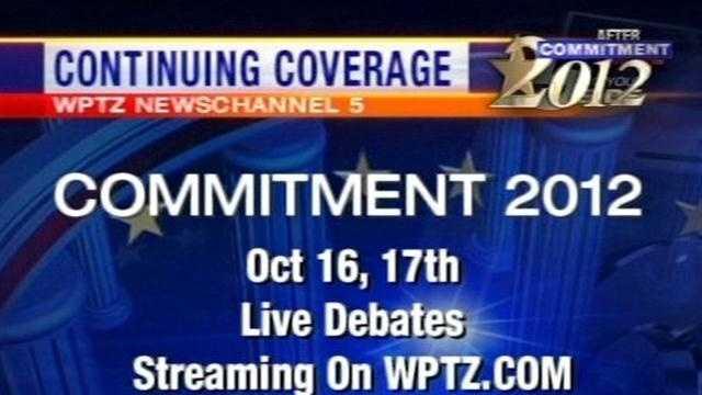 092012 NewsChannel 5 announces debate lineups, schedule  - img