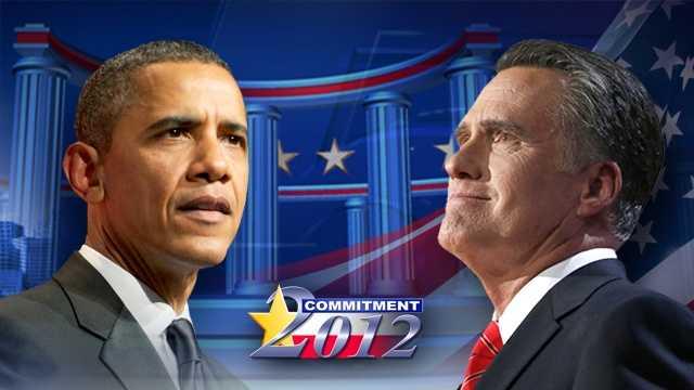 Commitment  2012: Barack Obama vs. Mitt Romney