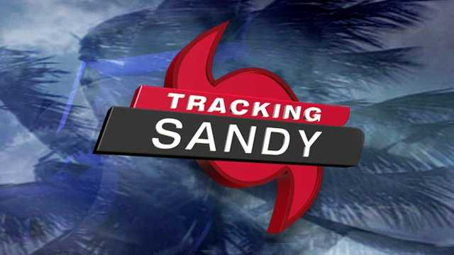 Tracking Sandy