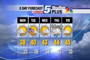 Nor'easter expected to bring snow Wednesday night into Thursday.