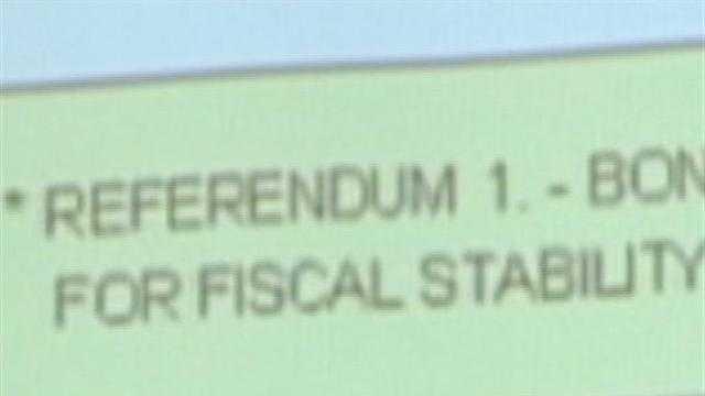 Burlington voters approve city ballot questions