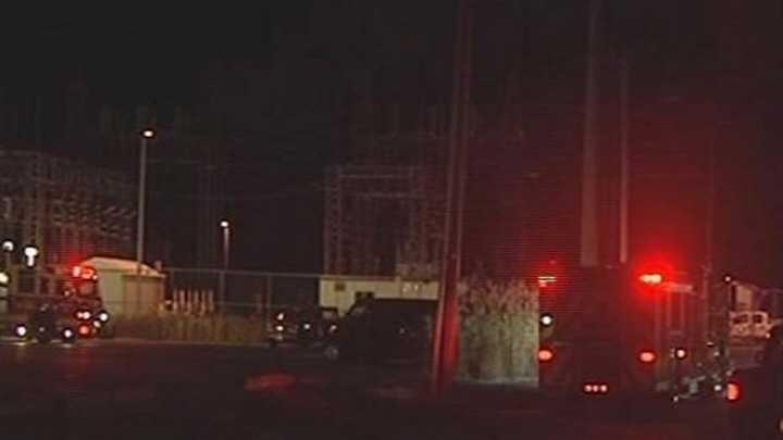 Pburgh Sub Station Outage