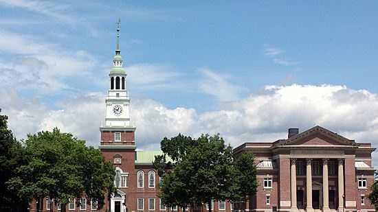 Smartest Colleges - Dartmouth
