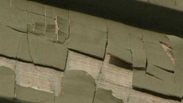 Burlington residents urged to apply for free lead paint fix