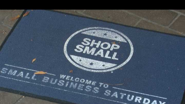 Small Business Saturday celebrates local stores