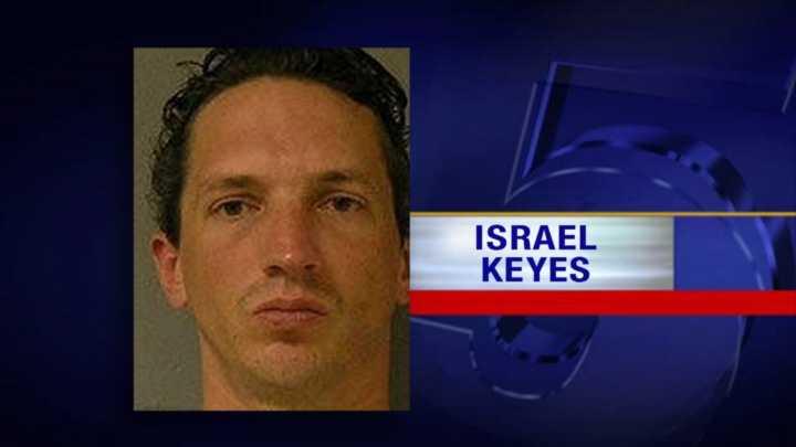Israel Keyes