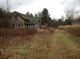 Confessed killer Israel Keyes owns 10 acres in Constable, N.Y.