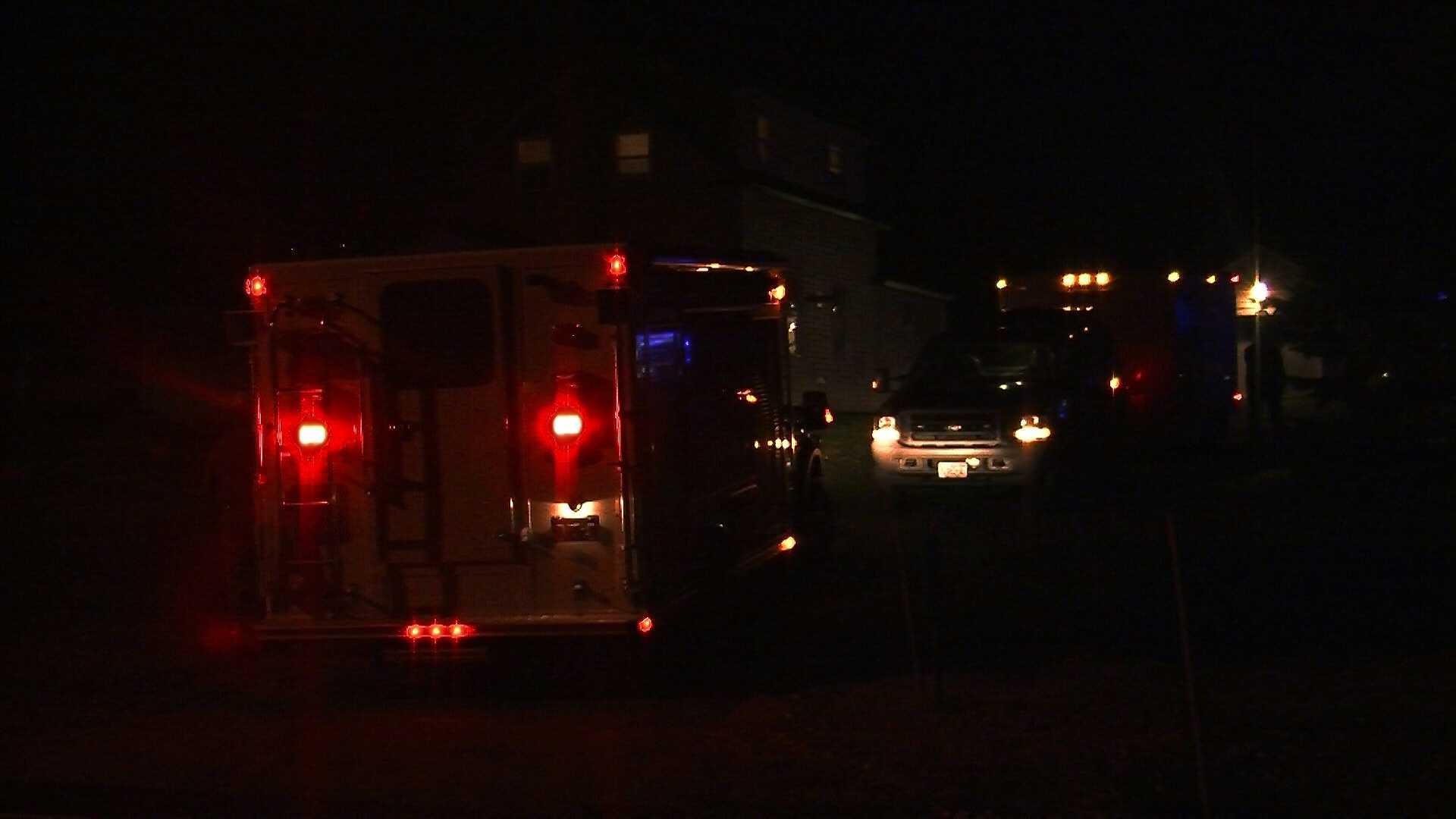 120512 Police search possible Plattsburgh meth lab - img