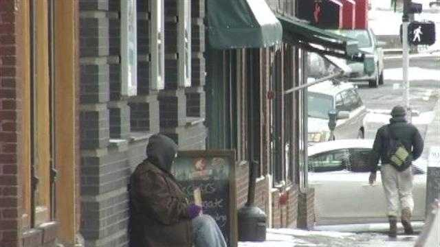 This week's cold snap has homeless advocates pushing people inside, no matter the cost.