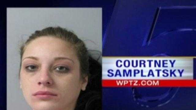 012713 Woman arrested at South Burlington hotel - img