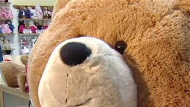 Big Hunka Love Diamond Bear