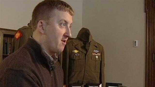 Vt. Army vet finds, returns lost war medals