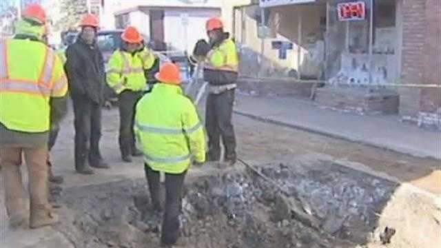 021813 Sararnac Lake Water Leak - img