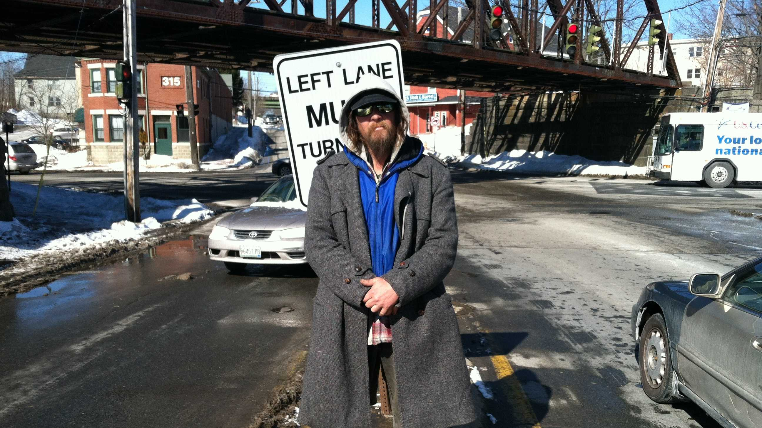 Portland panhandling