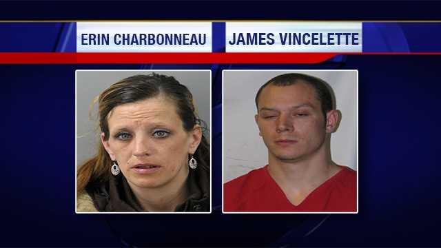 Erin Carbonneau, James Vincelette