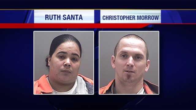 Ruth Santa, Christopher Morrow