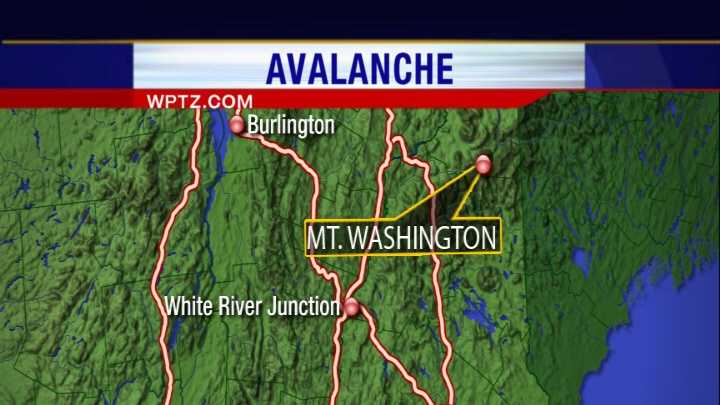 03-02-13 NY ice climber dies in avalanchel on NH mountain - img