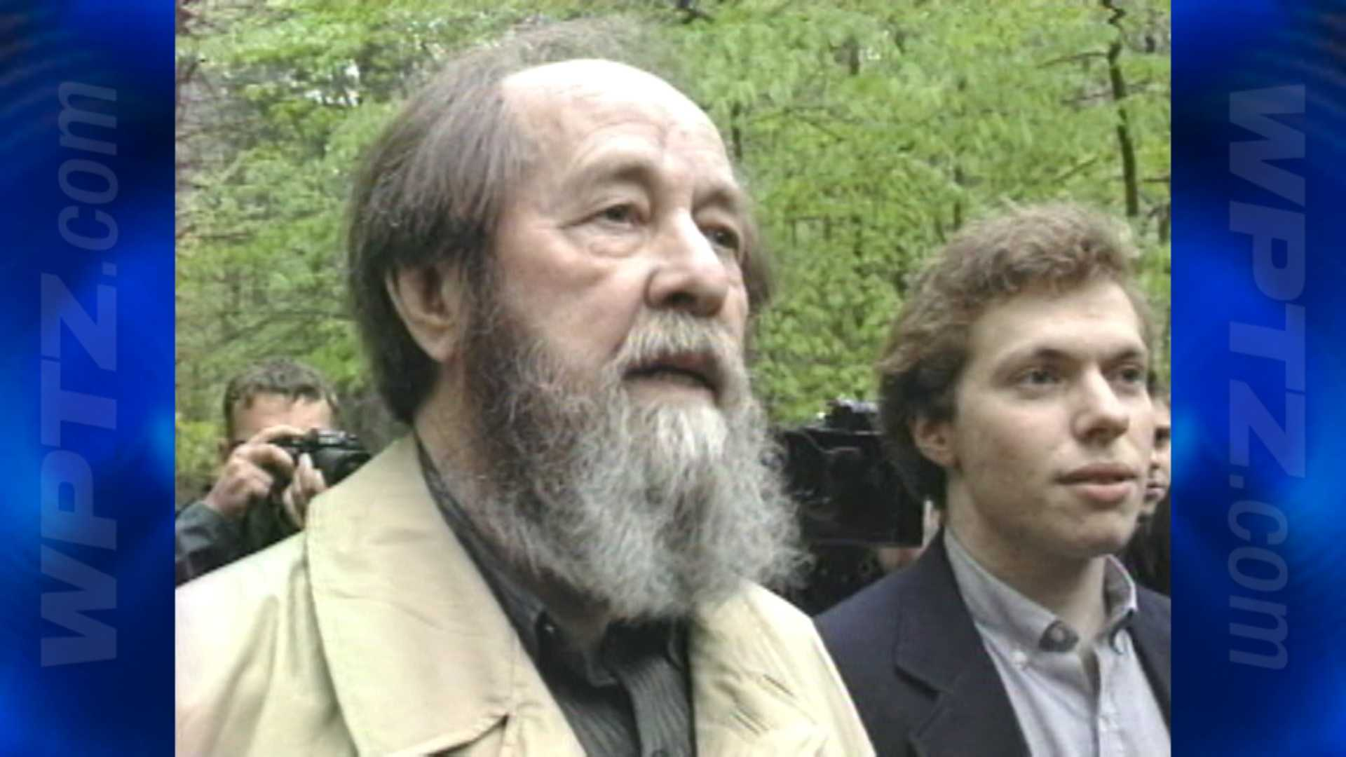 03-04-13 Vt. town OKs church takeover, Solzhenitsyn exhibit - img