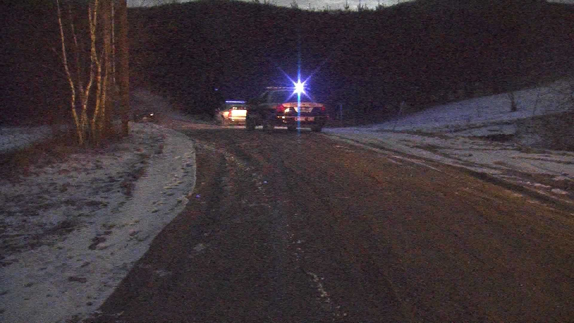 Vermont State Police are actively searching for a man they say led them on a high-speed chase, then ditched his car and ran off into the woods.