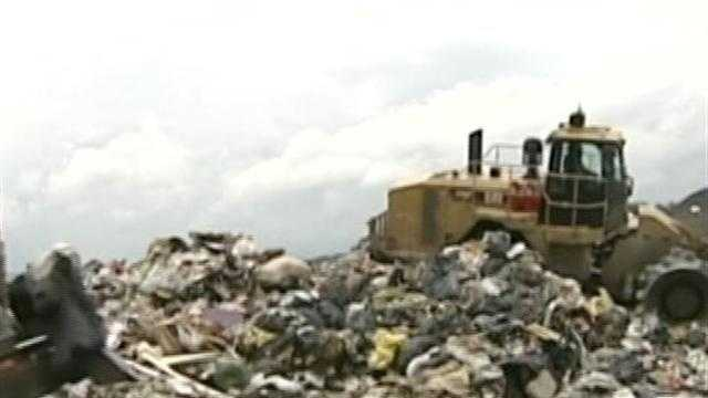 One of Vermont's two landfills is officially closing to the public this Saturday, which is more than two weeks earlier than ordered by the state, meaning the future of trash hauling is kind of up in the air.