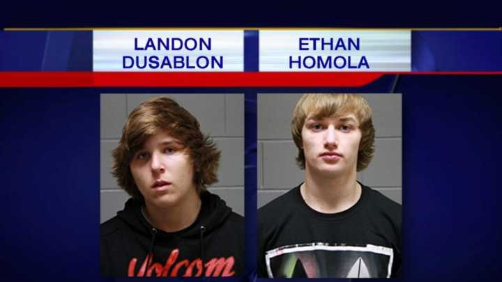 04-11-13 Student allegedly threatened to shoot, sexually assault school district personnel - img