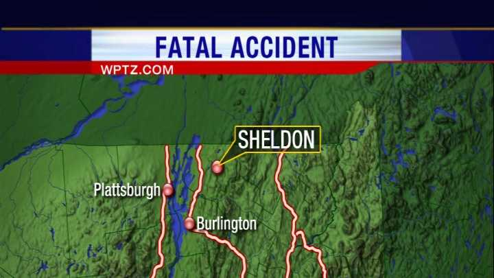 04-14-13 1 dead in single-car accident - img