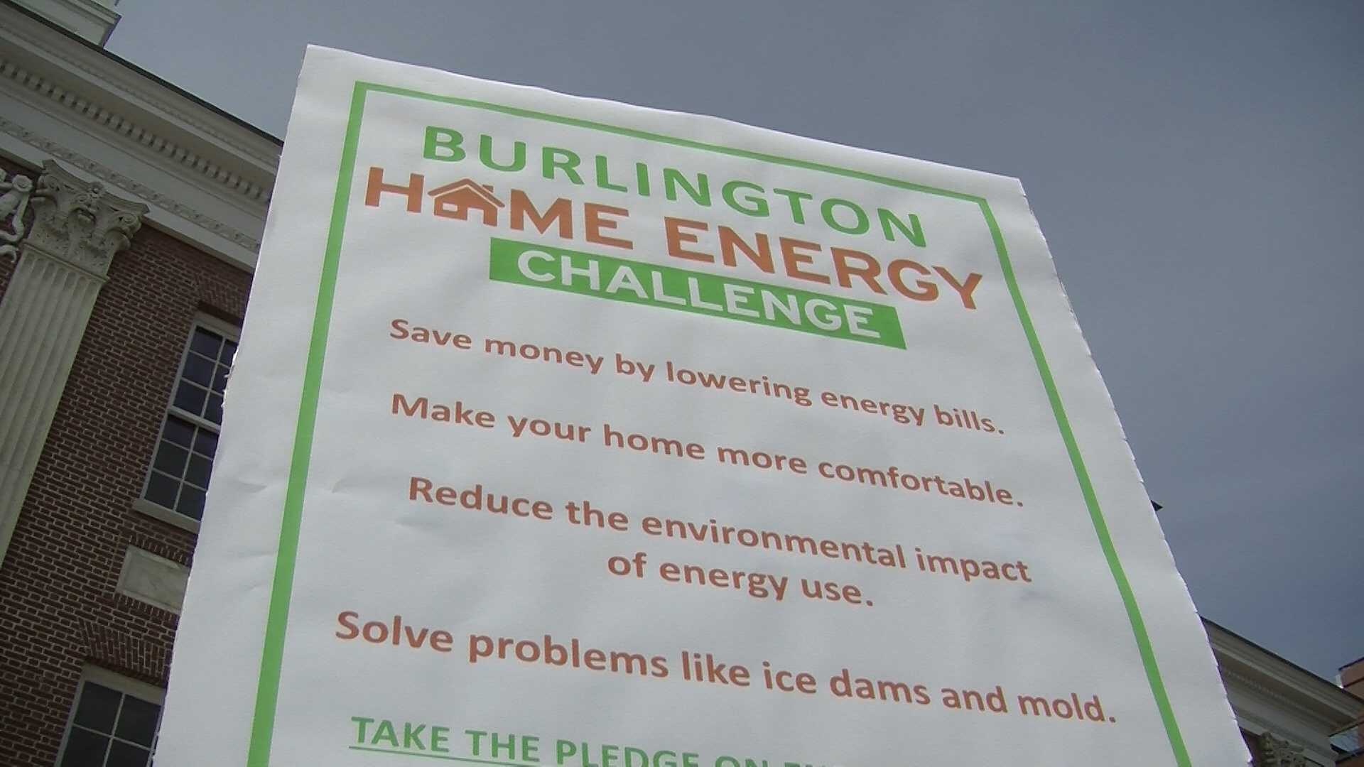 Earth Day event aims to win Burlington big money