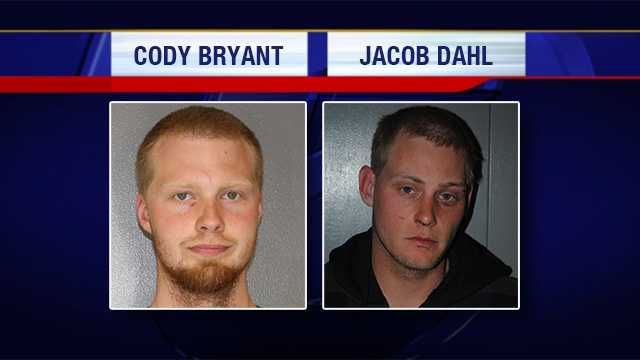 04-23-13 Two arrested in violent home invasion -- Dahl Bryant - img