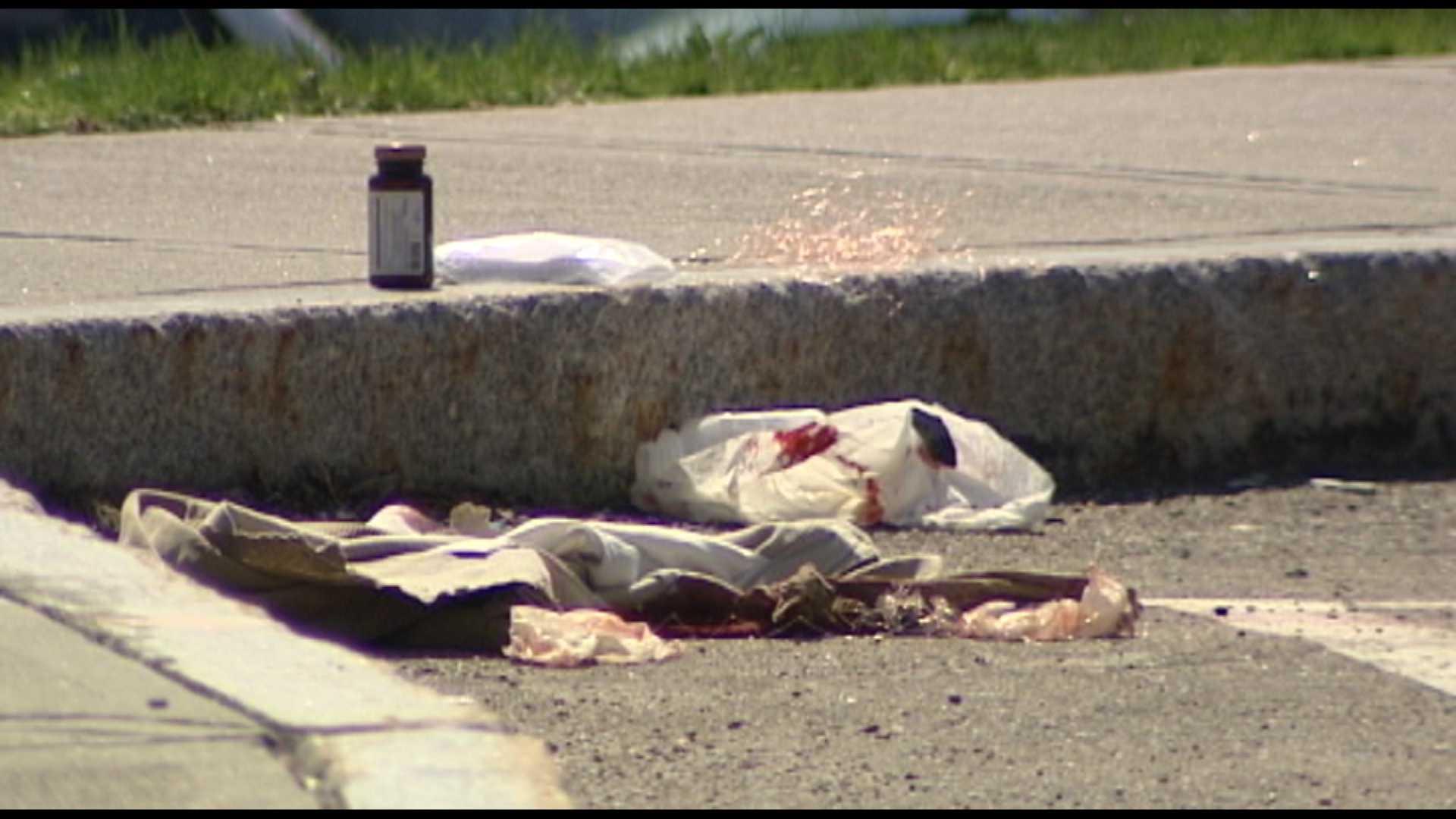 04-25-13 Winooski police officer shoots man in leg - img