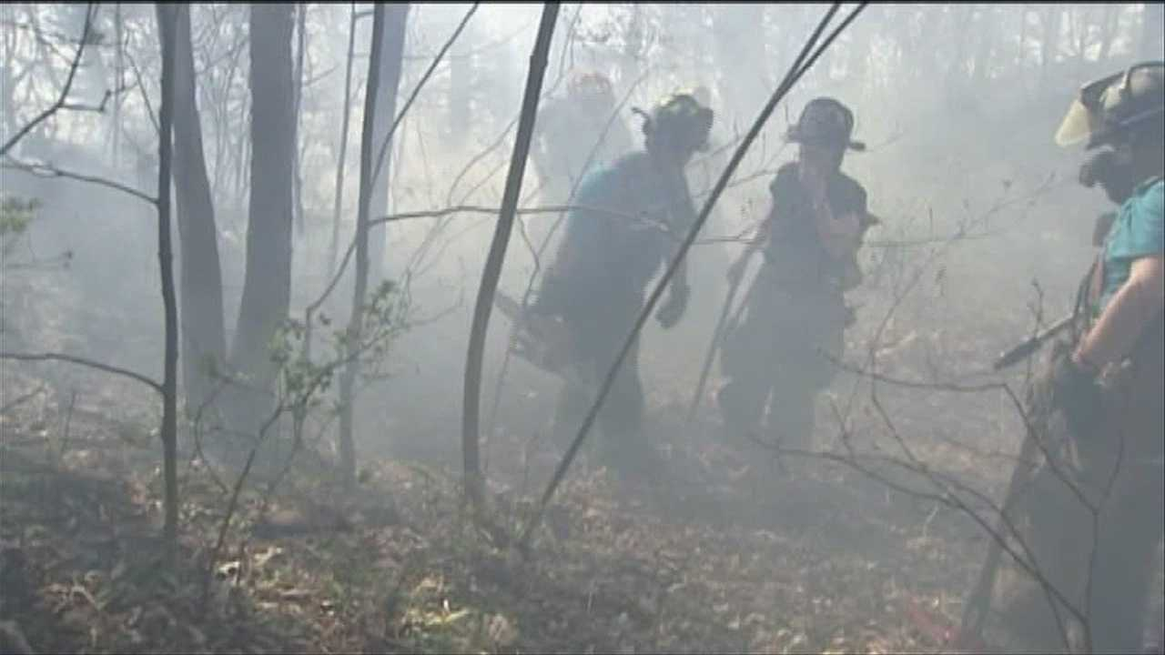 Officials warn of dangerous fire conditions