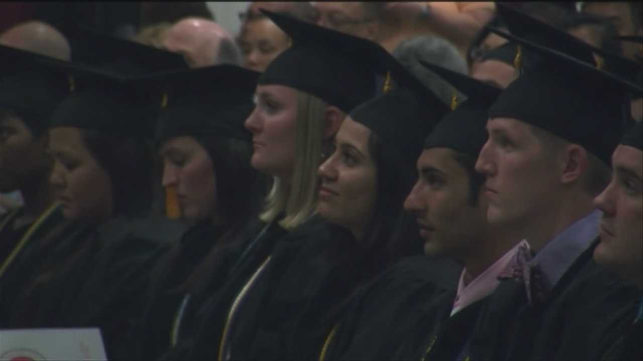 First-ever class graduates from Albany College