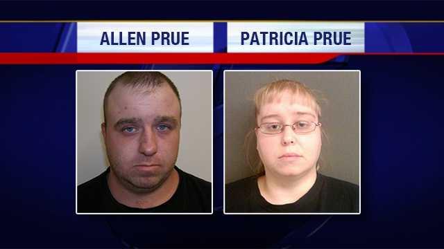 05-21-13 Allen and Patrica Prue - double mug