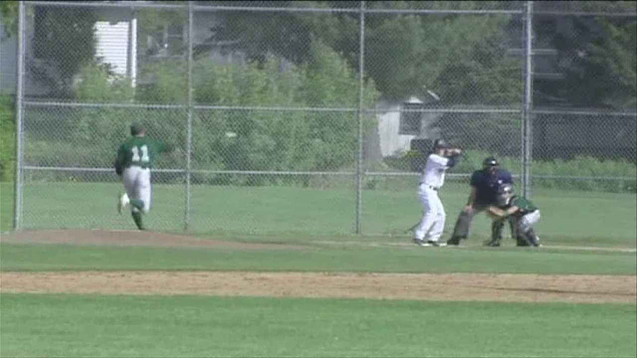 St. Johnsbury put the first run on the board at Essex, but the hornets would respond.