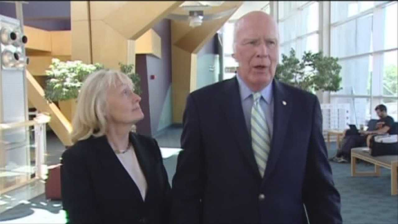 Article points finger at Leahy, Pomerleau