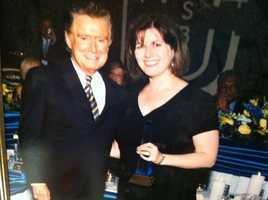 I've been honored with nearly two dozen AP and NYS Broadcasters Association awards for hard news, feature stories, investigative work and continuing coverage. But my favorite is the one Regis Philbin gave me.