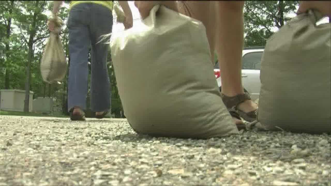 Colchester urging residents to continue flood precautions