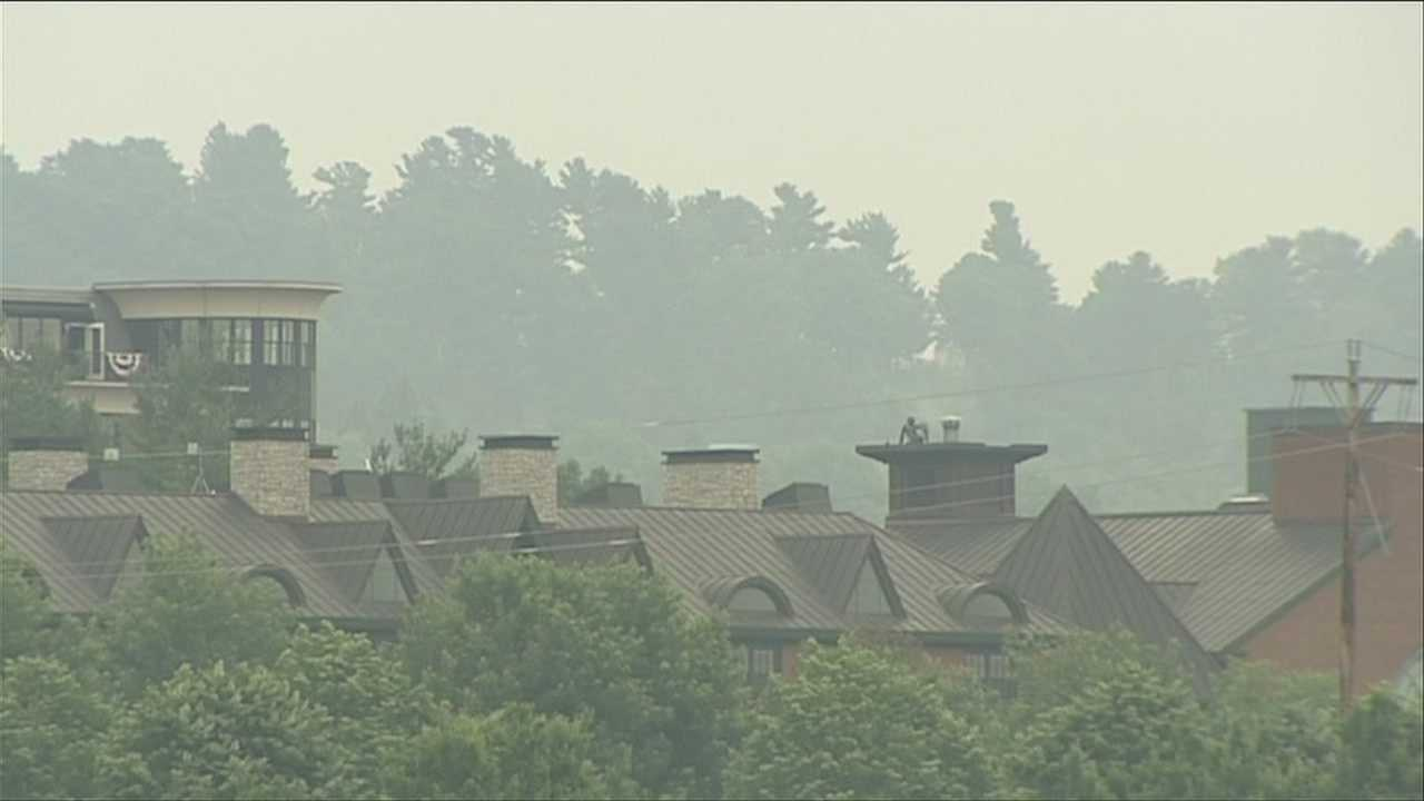 Smoke from Canadian fires prompts health advisories