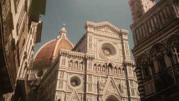 Another love of David's is traveling. He lived in Florence, Italy, during his Junior year of college. He took this picture of Il Duomo, one of the most beautiful buildings in the city.