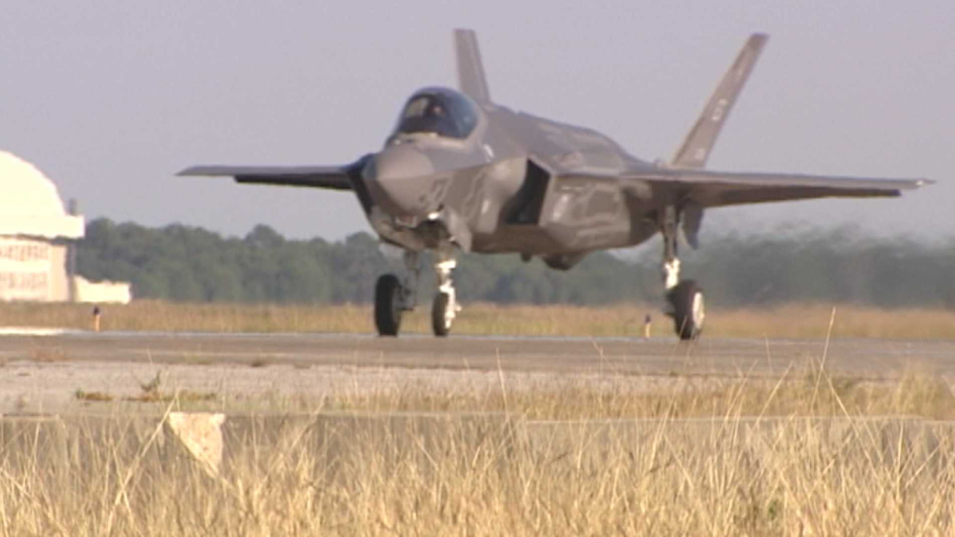 07-09-13 Doctor: F-35 'bad for our children' - img