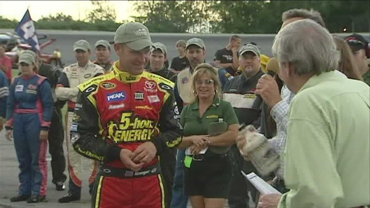 Thunder Road plays host to Clint Bowyer