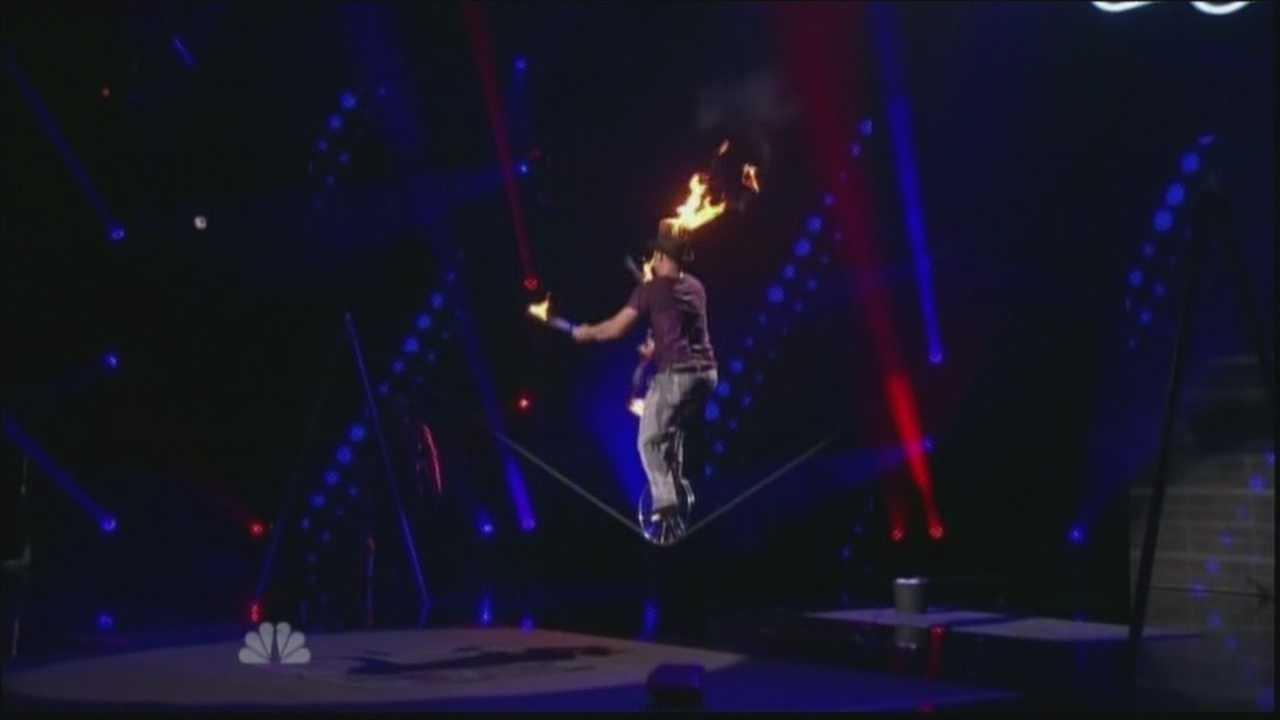 Vermonter on America's Got Talent