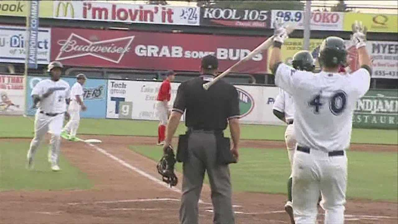 Lake Monsters win another home series, 5 of 6.