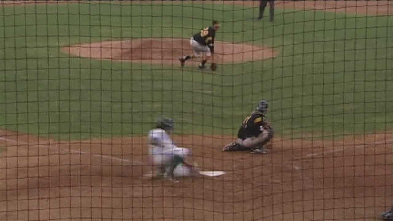 Mountaineers split double header with North Adams