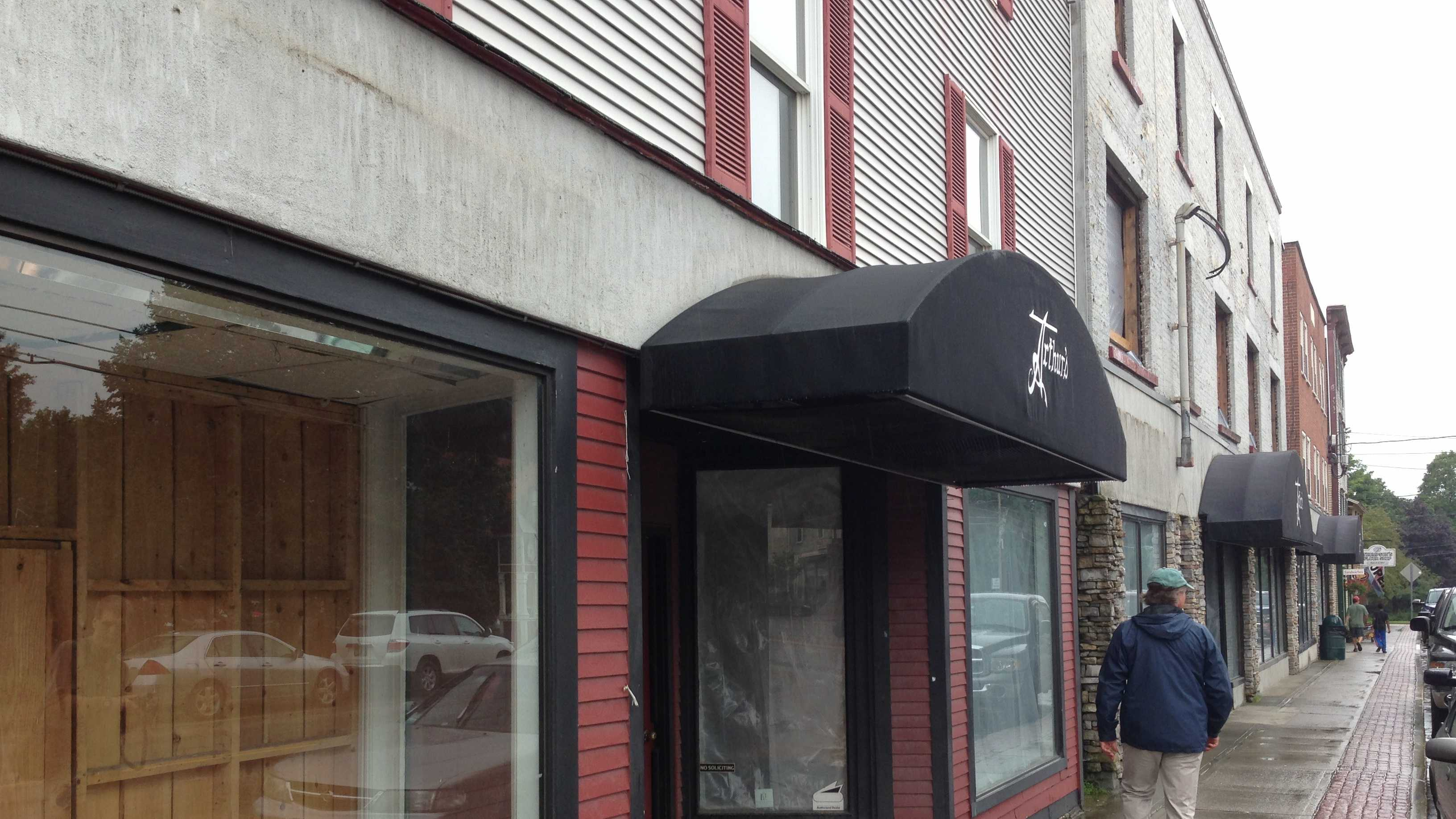 State tax credit gets revitalization project underway - Arthur's - img