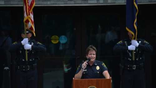 New police chief sworn in - img